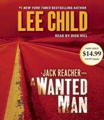A Wanted Man (Jack Reacher, Bk 17) (Audio CD) (Abridged)