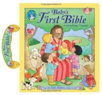 Baby's First Bible (A Carry Along Treasury)