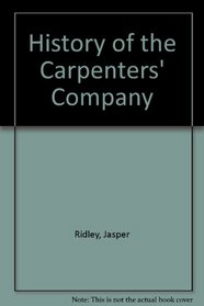 History of the Carpenters' Company
