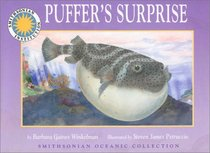 Puffer's Surprise (Smithsonian Oceanic Collection)