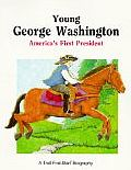 Young George Washington: America's 1st President (Troll First-Start Biography)