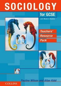 Sociology for GCSE: Teachers' Resource Pack