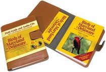 Birds of Maryland & Delaware Field Guide and Audio CD Set