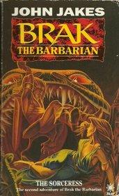 Brak The Barbarian - The Sorceress (Book 2 Of Brak The Barbarian)