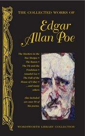 Complete Edgar Allen Poe (Wordsworth Classics of World L)