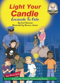 Light Your Candle / Enciende Tu Vela / with CD (Another Sommer-Time Story Bilingual)