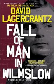 Fall of Man in Wilmslow: A Novel of Alan Turing