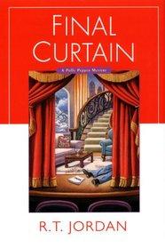 Final Curtain (Polly Pepper, Bk 2)