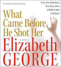 What Came Before He Shot Her (Audio CD) (Abridged)