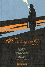 Tout Maigret, Tome 3 (French Edition)