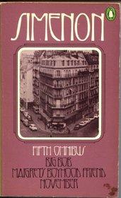 Simenon Omnibus: No. 5 (Penguin crime fiction)