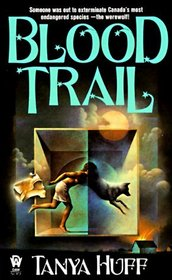 Blood Trail (Vicki Nelson, Bk 2)