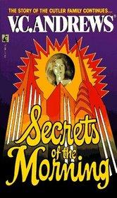 Secrets of the Morning (Cutler, Bk 2)