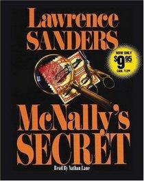McNally's Secret (Archy McNally, Bk 1) (Audio CD) (Abridged)