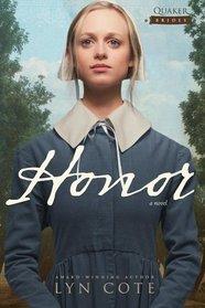 Honor (Quaker Brides, Bk 1)