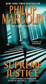 Supreme Justice (Dana Cutler and Brad Miller, Bk 2)