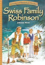 Swiss Family Robinson (Large Print)
