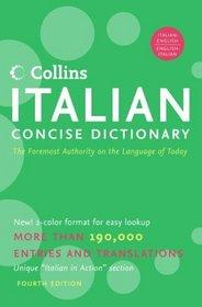 HarperCollins Italian Concise Dictionary, 4e
