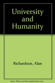 University and Humanity