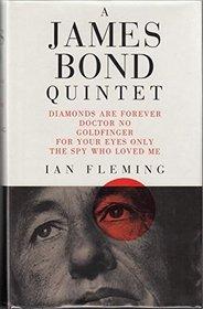 A James Bond Quintet
