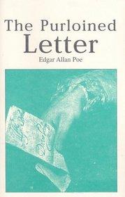 The Purloined Letter (Tale Blazers)