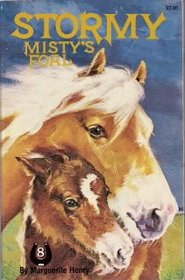 Stormy, Misty's Foal (Marguerite Henry Horseshoe Library)