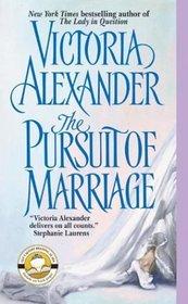 The Pursuit of Marriage (Effington Family & Friends, Bk 8)