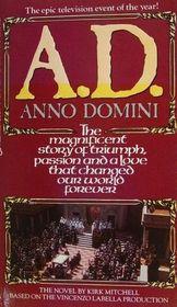 A. D. Anno Domini