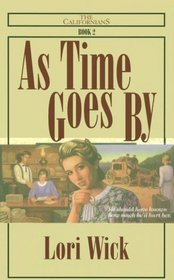 As Time Goes by (Thorndike Large Print Christian Fiction)