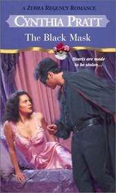 The Black Mask (A Zebra Regency Romance)