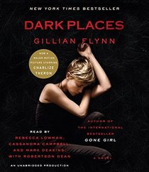 Dark Places (Audio CD) (Unabridged)