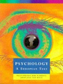 Psychology: a European Text