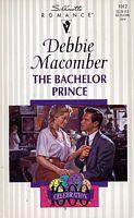 The Bachelor Prince (Silhouette Romance, No 1012)