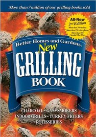 New Grilling Book. 2nd Edition