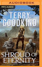 Shroud of Eternity: Sister of Darkness (The Nicci Chronicles)