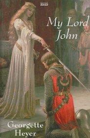 My Lord John (Large Print)
