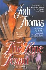 The Lone Texan (Whispering Mountain, Bk 4)