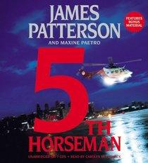 The 5th Horseman (Women's Murder Club, Bk 5) (Audio CD) (Unabridged)