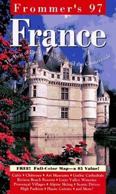 Frommer's 97 France (Frommer's France)
