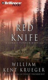 Red Knife (Cork O'Connor, Bk 8) (Audio CD) (Abridged)