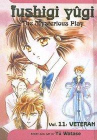 Veteran (Fushigi Yugi the Mysterious Play)