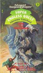 Escape from Castle Quarras (Super Endless Quest Adventure Gamebook #3)