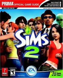 The Sims 2 : Prima Official Game Guide (Prima Official Game Guides)