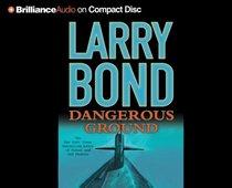 Dangerous Ground (Jerry Mitchell, Bk 1)