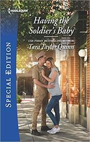 Having the Soldier's Baby (Parent Portal, Bk 1) (Harlequin Special Edition, No 2699)