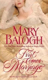 First Comes Marriage (Huxtables, Bk 1)