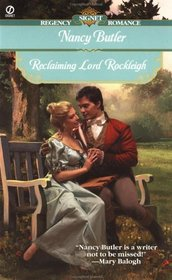 Reclaiming Lord Rockleigh (Signet Regency Romance)