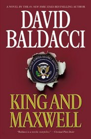 King and Maxwell (Sean King & Michelle Maxwell, Bk 6) (Audio CD) (Unabridged)
