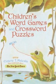 Children's Word Games and Crossword Puzzles, Ages 7-9, Volume 2 (Other)