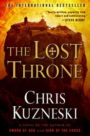 The Lost Throne (Payne and Jones, Bk 4)
